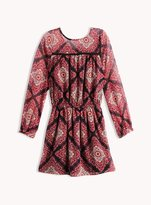 Ella Moss Girl Alena Printed Chiffon Dress