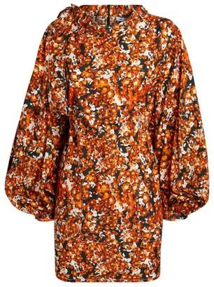 Camilla And Marc Asterid Floral Mini Dress