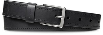 Shinola Single Stitch Belt