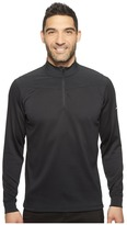 Nike Dri-Fit 1/2 Zip Long Sleeve Top