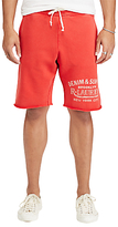 Denim & Supply Ralph Lauren Cotton French Terry Cutoff Sweat Shorts