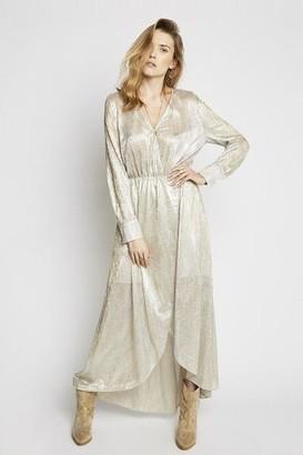Berenice Rhode Silver Dress - 34
