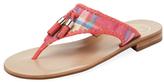Jack Rogers Alana Leather Thong Sandal