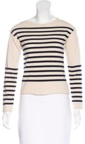 Celine Cashmere Striped Sweater