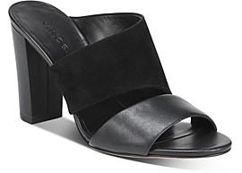 Vince Women's Hiro Block Heel Sandals