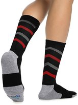 Hanes Men's Big and Tall X Temp Crew Socks (Pack of 3)