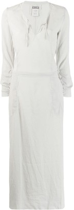 Kristensen Du Nord Long-Sleeve Maxi Dress