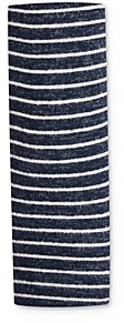 Aden and Anais Boys' Striped Snuggle Knit Swaddle Blanket - Baby