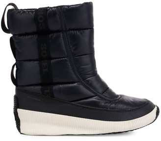 Sorel Ona Quilted Ankle Boots