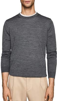 Reiss Wessex Wool Crewneck Sweater