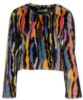 Versace Faux fur