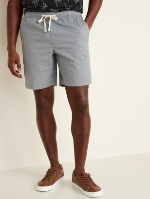 Old Navy Twill Jogger Shorts for Men - 9-inch inseam