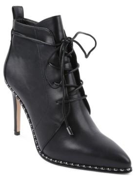 BCBGeneration Women's Haniah Lace Up Bootie Women's Shoes