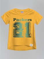 Junk Food Clothing Green Bay Packers-mustard-xxs