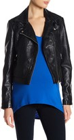 Tart Justine Faux Leather Jacket (Maternity)