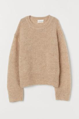 H&M Knit Wool-blend Sweater