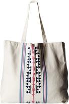 Plush Soleil Arrowhead Tote Tote Handbags