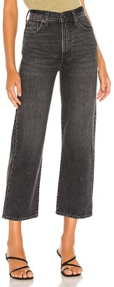 Levi's Ribcage Straight Ankle. - size 28 (also