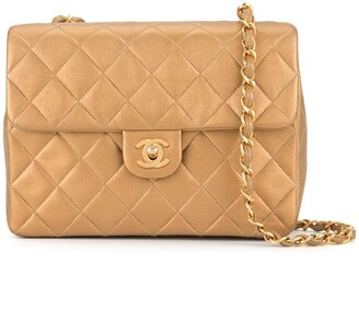 Chanel Pre Owned 1991-1994 Chain Shoulder Bag