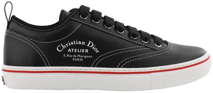 Christian Dior Sneaker - Veau