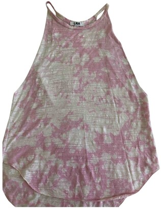 LnA Pink Top for Women