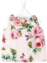 Dolce & Gabbana floral tank top