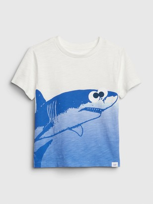 Gap Toddler Ombre Graphic T-Shirt