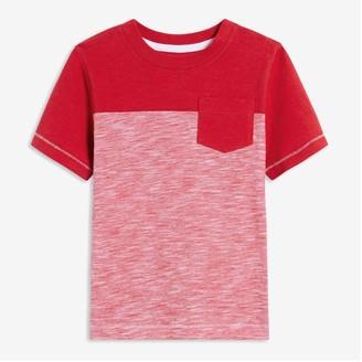 Joe Fresh Toddler Boys' Pocket Tee, Red (Size 2)