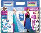 Disney Frozen Mega Portfolio Sketchbook - Anna & Elsa