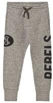 Diesel Dark Grey Melange Track Pants