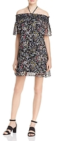 Rebecca Minkoff Gerry Floral Print Off the Shoulder Dress - 100% Exclusive
