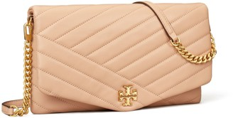 Tory Burch Kira Chevron Clutch