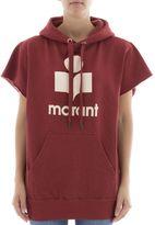 Etoile Isabel Marant Red Cotton Sweater