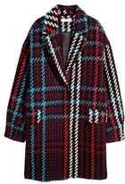 H&M Jacquard-weave Coat