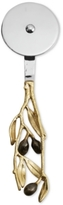 Michael Aram Olive Branch Collection Gold Pizza Cutter