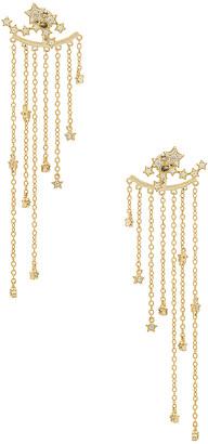 Shashi Star Cluster Earrings
