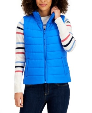 Style&Co. Style & Co Puffer Vest, Created for Macy's
