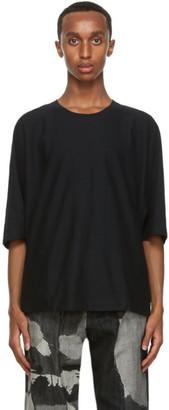 Homme Plissé Issey Miyake Black Release T-Shirt