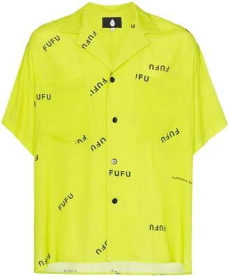 DUOltd Printed Short Sleeve Shirt