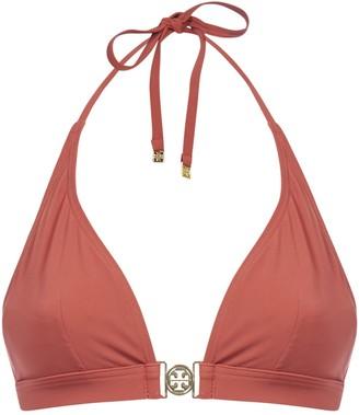 Tory Burch Miller Halter-Neck Bikini Top