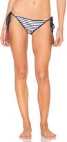 Anna Kosturova Sailor Bikini Bottom in Navy. - size L (also in S,XS)