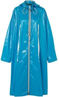 Calvin Klein Oversized Coated Shell Raincoat