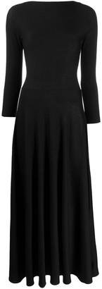 Aspesi long knitted dress