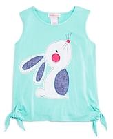 Design History Girls' Bunny Tank - Little Kid