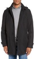 BOSS Men's 'Corwyn' Packable Water Repellent Coat