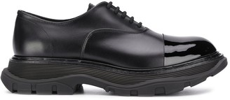 Alexander McQueen Chunky Lace-Up Shoes