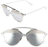 Christian Dior 'So Real' Studded 59mm Sunglasses