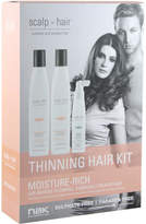 Nak Scalp To Hair Moisture-Rich Thinning Hair Kit