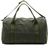 Filson Medium Field Duffle in Army.