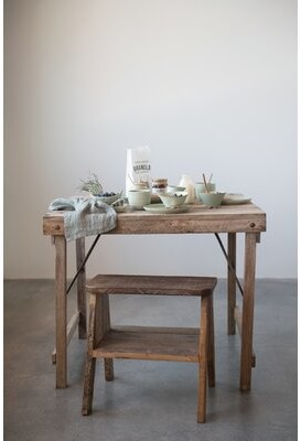 Creative Co-op Dining Table